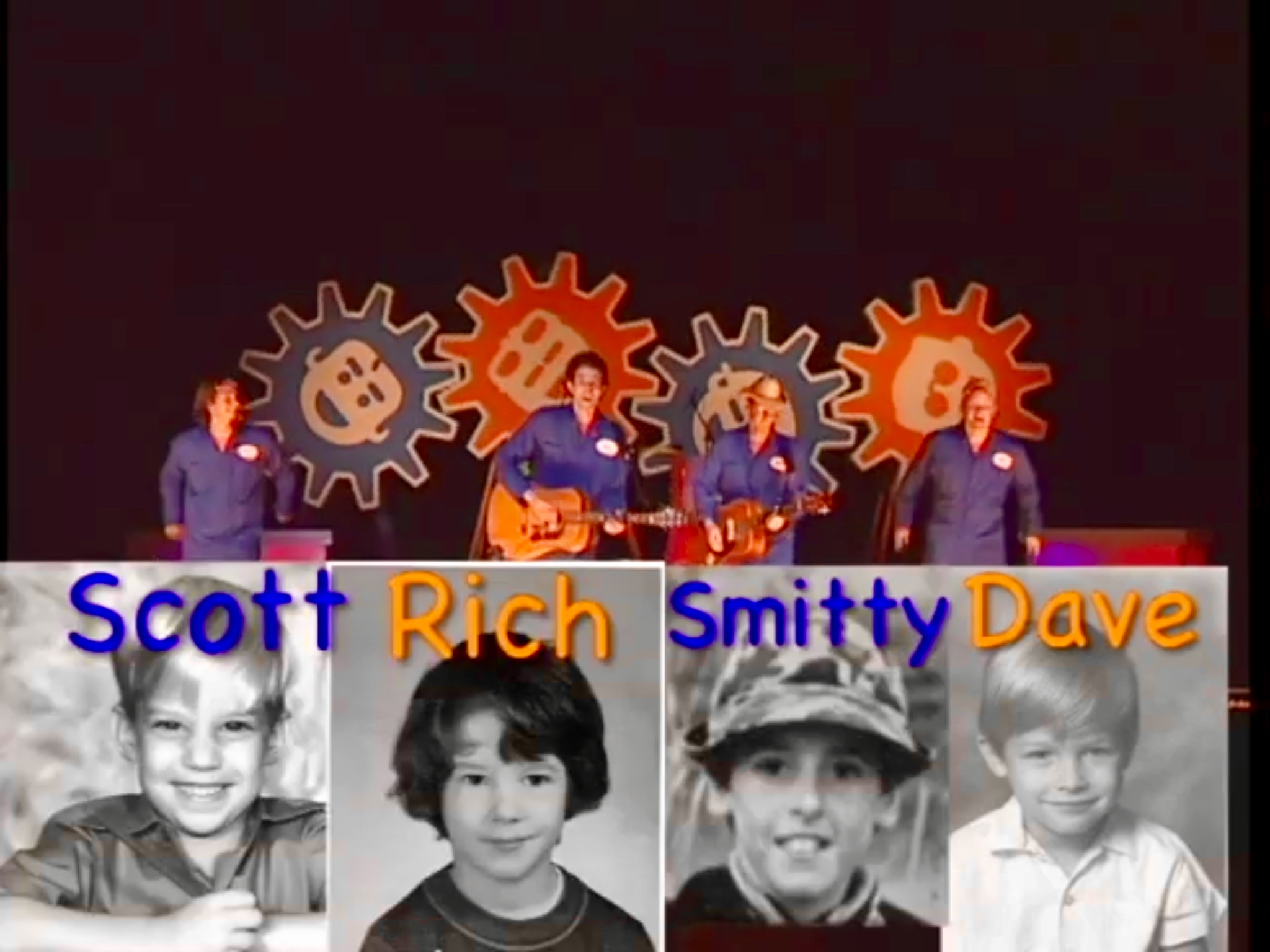 First Day of School (Imagination Movers)