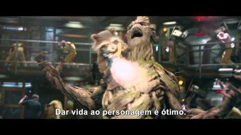 Guardiões da Galáxia - Groot
