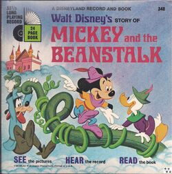 Mickey and the Beanstalk Record Disney Read-Along.jpg