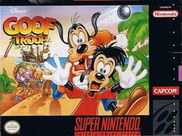 Goof Troop (jogo eletrônico)