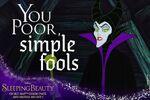 Sleeping Beauty Diamond Edition You Poor, Simple Fools Promotion