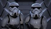 Stormtroopers on Gozanti
