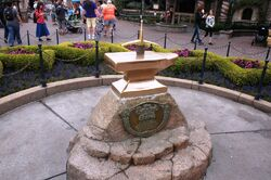Sword in the Stone at Disneyland.jpg