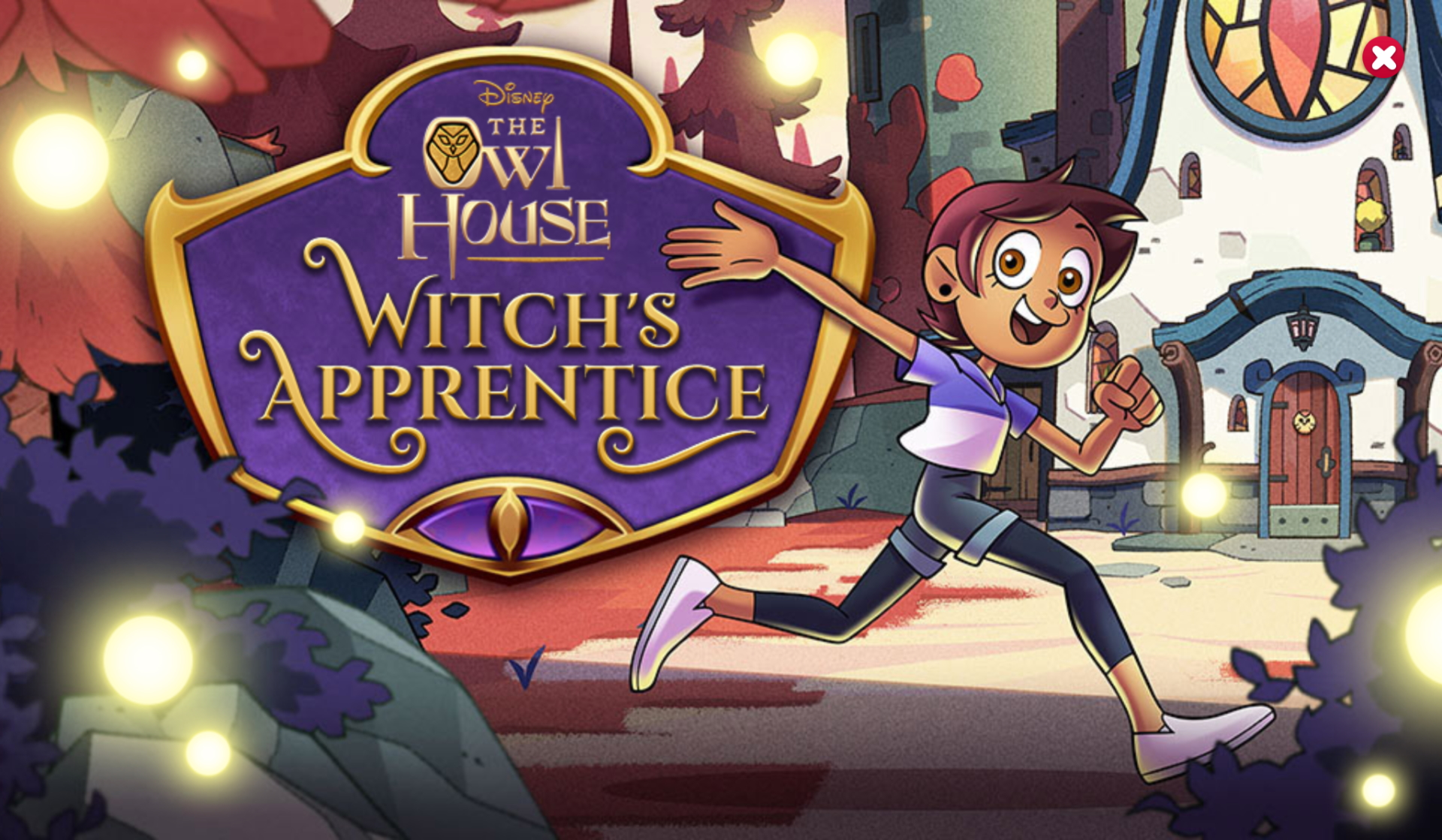 The Owl House: Witch's Apprentice
