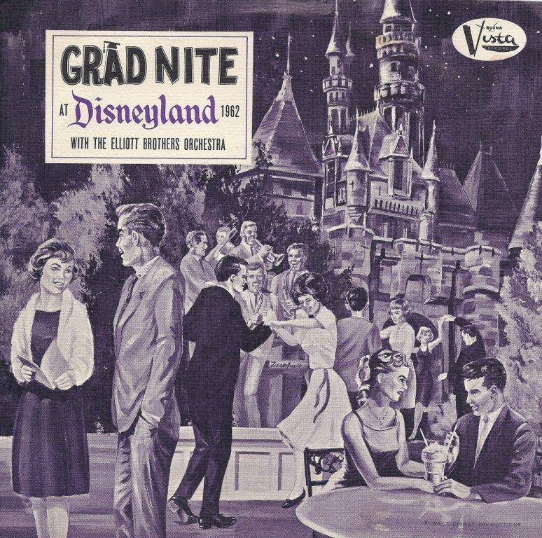 Grad Night at Disneyland 1962