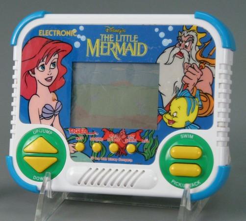 A Pequena Sereia (Tiger Electronics)