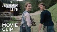 """A HIDDEN LIFE """"We Lived Above The Clouds"""" Clip FOX Searchlight"""