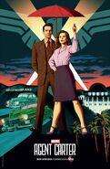 Agent Carter Season 2 Poster