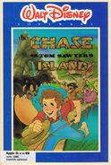 Chase on Tom Sawyer Island