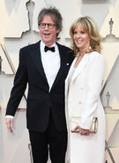 Dana Carvey and wife Paula 91st Oscars