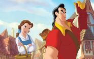 Disney Princess Belle's Story Illustraition 3