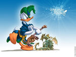 Donald wizards-of-mickey