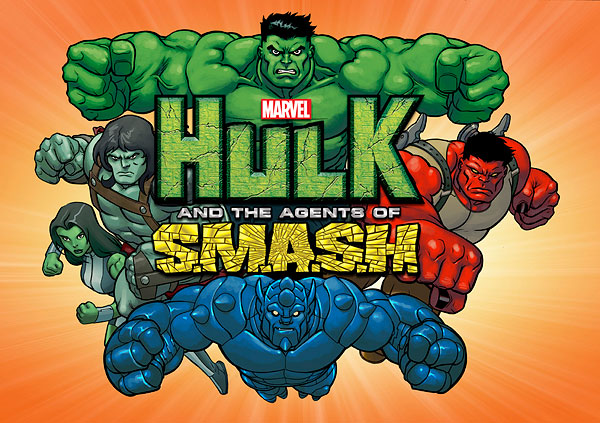 Hulk e os Agentes de S.M.A.S.H.