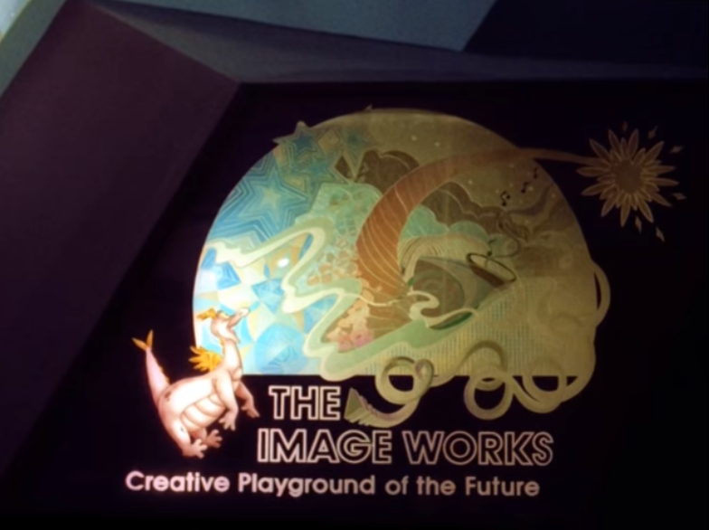 The Image Works: Creative Playground of the Future