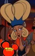 Queen Myrrha