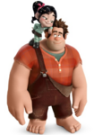 Ralph&Vanellope image