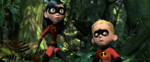 The Incredibles - Dash and Violet