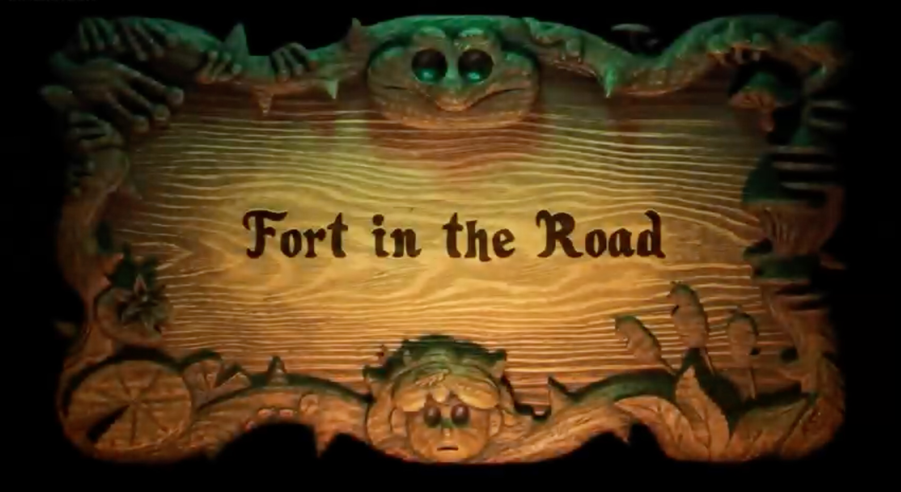 Fort in the Road