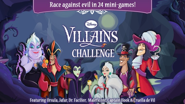 Disney Villains Challenge