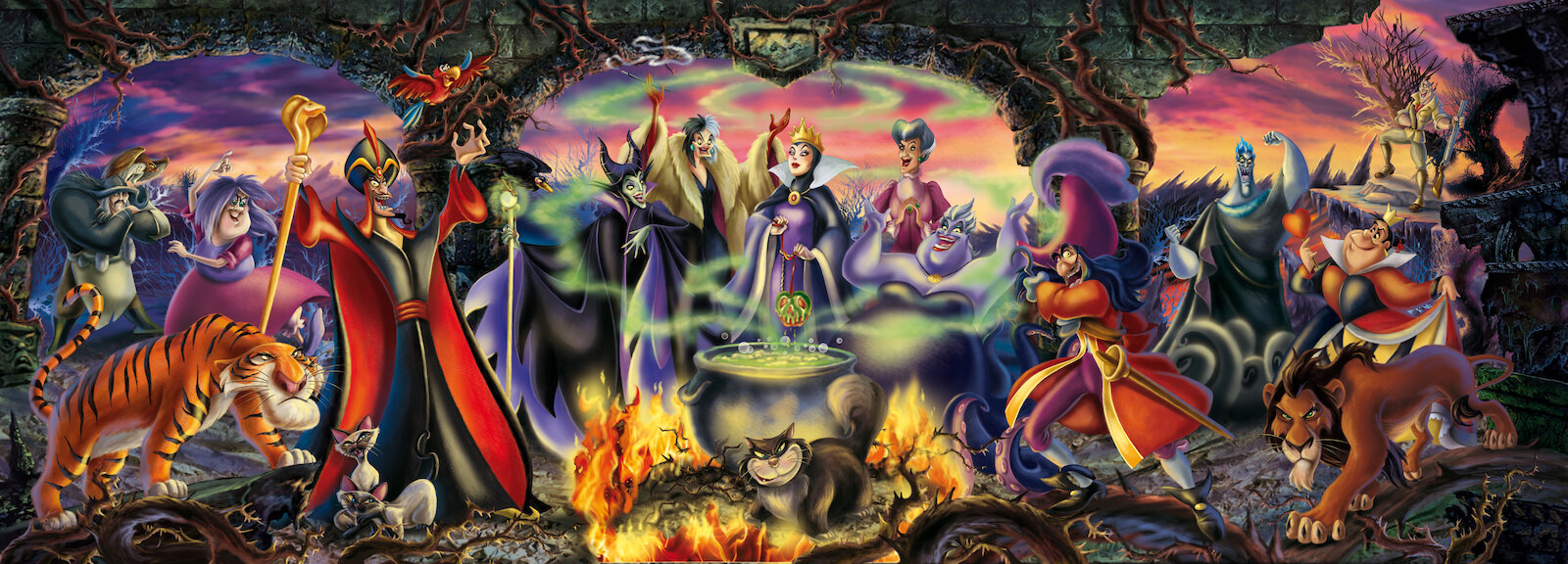 Disney Villains/Gallery