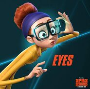 Eyes Spies in Disguise