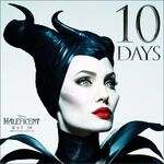 Maleficent 10 Days Poster