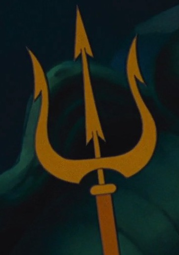 Trident (The Little Mermaid)