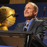 Woody Harrelson speaks at the 2011 Golden Globes.jpg