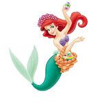 Ariel's Easter