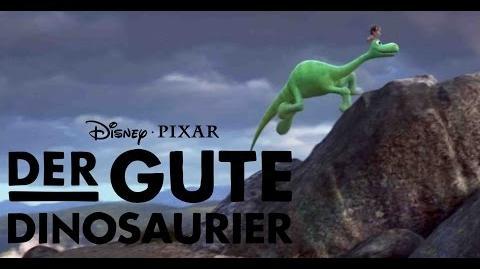 DER GUTE DINOSAURIER - Offizieller Trailer (German deutsch) – Ab 26.11.2015 im Kino - Disney HD
