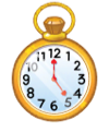 Disney Emoji Blitz - Emoji - White Rabbit's Watch