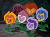 Flowers (Alice in Wonderland)