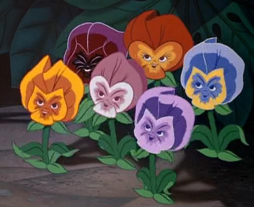 Flowers (Alice in Wonderland)