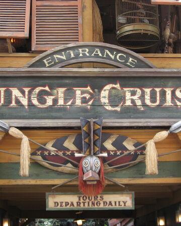 Jungle Cruise Disney Wiki Fandom