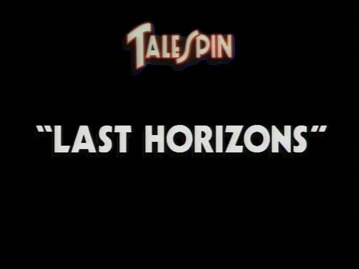 Last Horizons