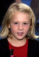 Mary Gibbs Monsters Inc premiere