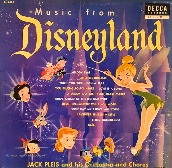 Music from Disneyland