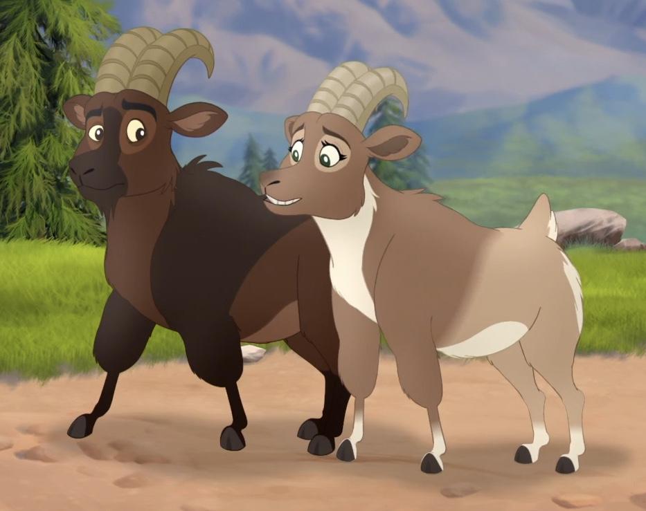 Cek and Rama