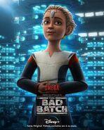 Star Wars - The Bad Batch - Pôster de Personagem - 06