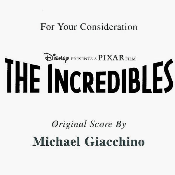 The Incredibles (For Your Consideration Promo)