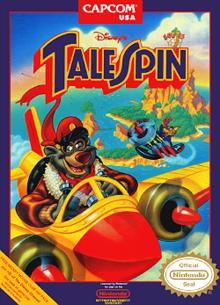 TaleSpin (Capcom)