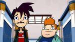 Bash Johnson 11th Grade Ninja - Randy and Howard 01