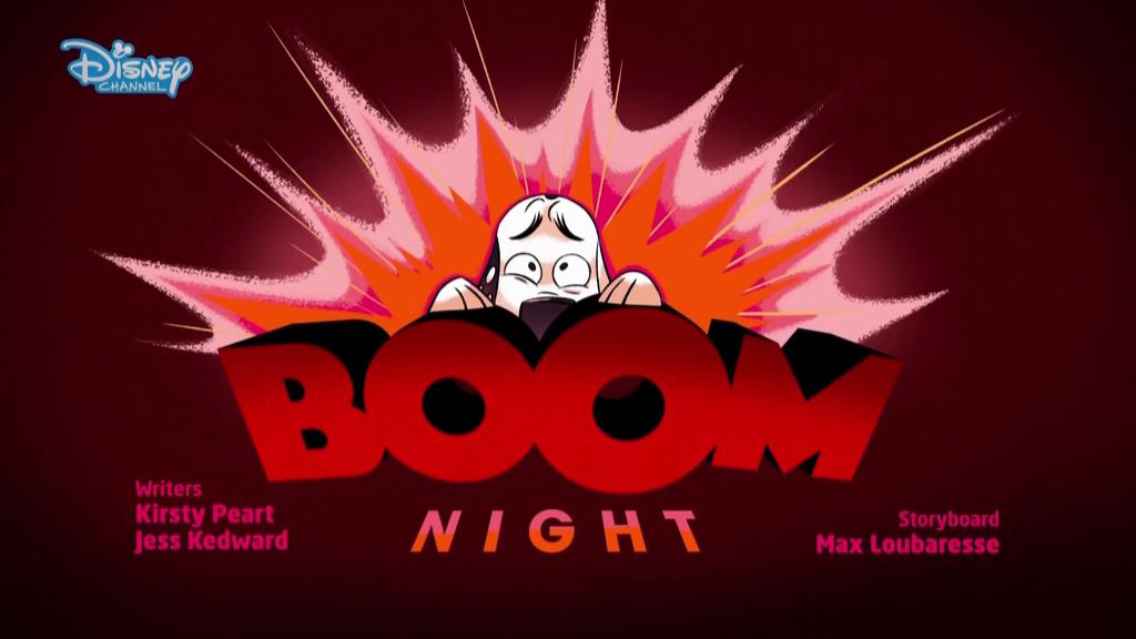 """A Noite do """"Bum"""""""