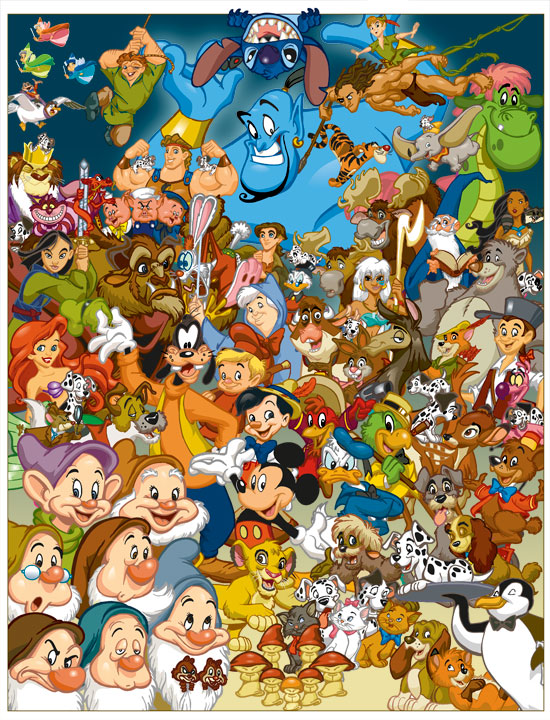 Personaggi Disney/Gallery