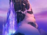 Castelo de Gelo de Elsa
