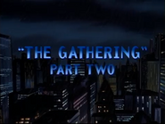 Gargoyles Gathering