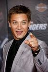 Jeremy Renner Avengers premiere