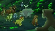 Lion Guard - The River of Patience