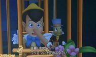 Pinocchio and Jiminy