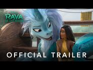 RAYA AND THE LAST DRAGON - New Trailer 2 - Official Disney UK